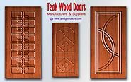 Teak Wood Furniture Manufacturers and Suppliers in Tamilnadu – Almighty Doors
