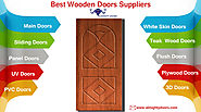 Manufacturer & Exporter Of Wooden Doors And Wooden Furniture – Almighty Doors