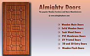 Wooden Flush Doors Manufacturers in Tamilnadu – Almighty Doors