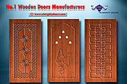 Solid Wooden Doors Manufacturers and Exporters – Almighty Doors