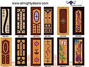 2D and 3D Wooden Membrane Doors and Wooden Windows Manufacturers – Almighty Doors