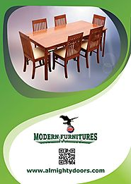 Wooden Dining Table Set Manufacturers and Suppliers – Almighty Doors