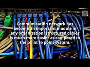 Structured cabling services and its importance's