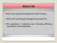Get Managed IT Service Provider for Your Business@ Zimegats