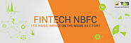 The Role Played By Fintech NBFC In Transforming MSME Finance
