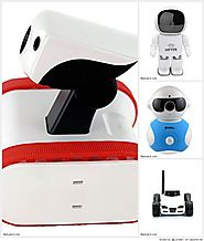 Top 10 Best Home Security Robot Cameras Reviews 2018-2019 on Flipboard