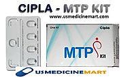 Purchase Best and Cheap MTP Kit Online with Fast Shipping | Usmedicinemart