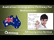 Australia Immigration Pathway for Mathematician (ANZSCO Code: 224112)