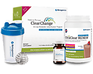 10 Day Clear Change Program Vanilla Flavor 1Kit