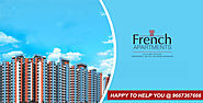 Best Flats – French Apartments, Ready To Move Luxury Apartments in Noida, Noida Extension for Sale – French Apartments