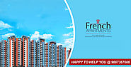French Apartments Presents Spacious Homes in Noida Extension – French Apartments