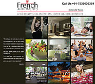 French Apartments – Ready to Move Apartment in Noida Extension – French Apartments