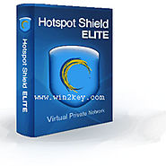Hotspot Shield Elite Free 6.20.3 {Crack+Patch} Download [2018]