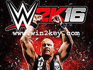 WWE 2K16 Pc Game Download Free Full Version For [Windows]