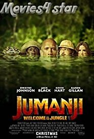 Jumanji 2 2017 Movie Download HD MKV MP4 Free movies4star