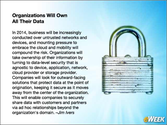 Eweek Security Landscape in 2014: 11 Predictions From the Experts