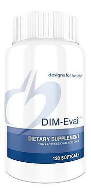 DIM-Evail 120 Softgels For Women Health