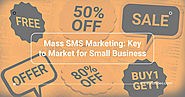 Mass SMS marketing: key to market for small business – Alcodes
