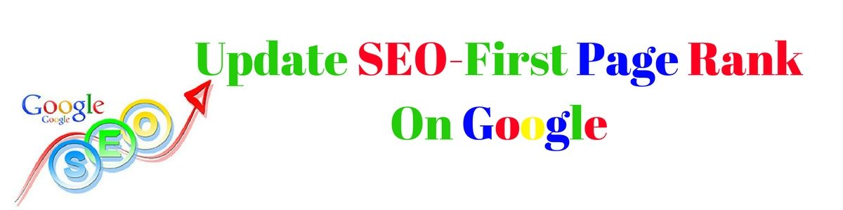 Headline for Update Search Engine Optimization (SEO) Service for Website Ranking!