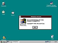 Windows 3.1 ISO - Windows 3.1 Download (Windows NT 3.1)
