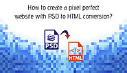 How to create a pixel perfect website with PSD to HTML conversion? - PSD2HTML