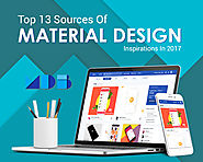 Top 13 Sources Of Material Design Inspirations In 2017! - World Web Technology