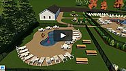 Monogram Custom Pools Builder With Out Any Complaints & Lawsuit in Lehigh Valley, PA on Vimeo