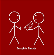 Is Enough Enough? – TheMavenInspiring