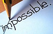 It is not Impossible – TheMavenInspiring