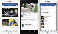Facebook will add a daily news channel to its Watch tab by this summer in bid to encourage 'meaningful engagement', r...
