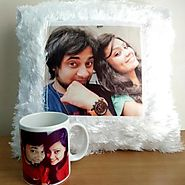 Buy or Send Combo of Love Bond - Personalized Gifts - OyeGifts.com