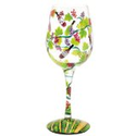 Fun Hand Painted Wine Glasses and More