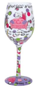 Amazon.com: Lolita Love My Wine Glass, Mommy's Time Out: Kitchen & Dining
