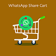 Magento WhatsApp Share Cart - Share Cart with WhatsApp Contacts