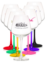 Diamond Balloon Wine Glasses, Personalized Diamond Balloon Wine Glasses, Promotional Diamond Balloon Wine Glasses, Cu...