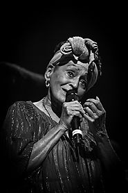 April 7 -- From the Buena Vista Social Club™ Omara Portuondo at The Regent Theater