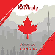 Study in Canada - Maple Inc