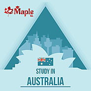 Study in Australia - Maple Inc