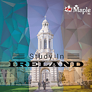 Study in Ireland - Maple Inc