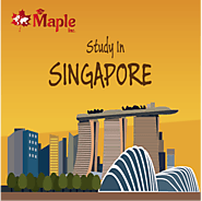 Study in Singapore - Maple Inc