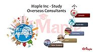 Study Overseas Consultants - Maple inc