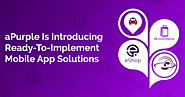 aPurple Is Introducing Ready-To-Implement Mobile App Solutions