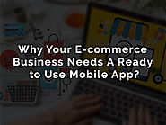 e-commerce mobile app development :: Readymade e-commerce apps