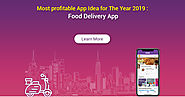 Best Startup Option for 2019: Food Delivery App Clone