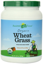 Amazing Grass Organic Wheat Grass 100 Serving, 28-Ounce Container