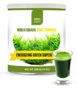 Wheatgrass Powder - 66 Servings made from Organic Wheatgrass Juice. Full of nutrients & health benefits like it came ...