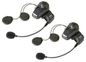 Sena SMH10D-10 Motorcycle Bluetooth Headset/Intercom 2- Count
