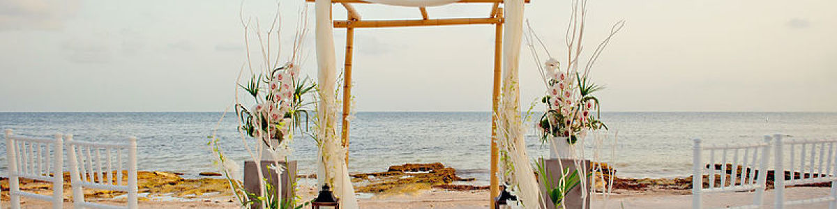 Headline for 5 Things To Keep in Mind for a Beach Wedding – Ensure that you have a picture perfect wedding