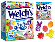 Welch's® Mixed Fruit Easter Fruit Snacks