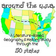 Around the USA Study - Our Journey Westward